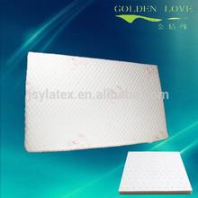 Mattress baby cot bed organic baby crib baby mattress, natural latex Thailand mattress sheet