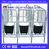 Elevated Pig cages for sow feeding equipment,pig gestation pens,pig pen design