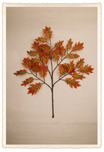 Artificial factory new style maple tree branch,artificial factory trees on sale