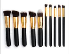No Brand 10pcs best seller Professional makeup brush set