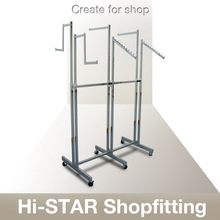 HR3001 clothing stores in miami display stands tie display rack