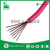 2014 hot selling pvc insulated 1.5mm & 2.5mm copper clad aluminum stranded wire