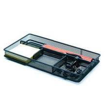 Metal mesh pen holder,pen and pencil tray