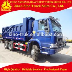 30 ton Sinotruk 10-wheel tipper truck 336hp HOWO 6X4 heavy duty dump trucks low price sale