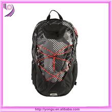 Big factory custom nylon leisure backpack