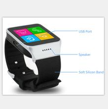 Single SIM 1.54 inch Touch Screen Smart Watch Phone