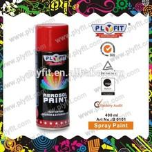 aerosol acrylic spray paint