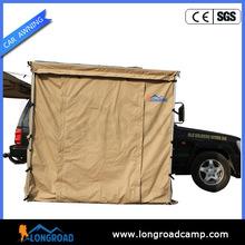 Camping leisure waterproof tube tent awnings