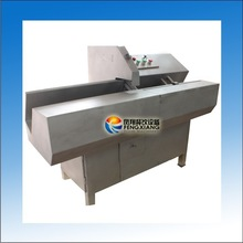 FC-42 machine for cutting chopping slicing beef mutton pork chicken steak (SKYPE: wulihuaflower)