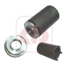 Motorcycle steering adjustment lock nut socket Wheel bearing lock nut socket Motorcycle repair tool(4 plugs outer)