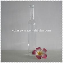 Large glass acid bottles glass infusion bottle
