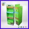 4 tier paper display stand ,4 tray food display shelf ,4 tier fruit vegetable display rack