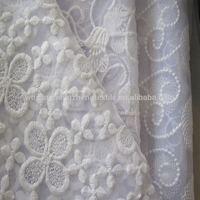 Organza Fabric for wedding veil/Polyester Organza fabric for full dress