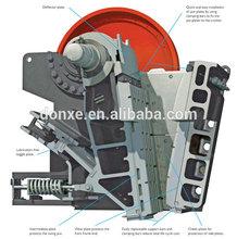 PE series stone Jaw Crusher machine lowest price/ plastic crusher/ bone crusher