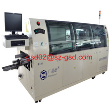 automatic Pb free wave soldering machine for printed circuit board assembly