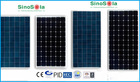 High quality long life Solar PV Module with Aluminum Extrusion Solar Panel Frame