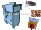Chicken and frozen meat dicer machine