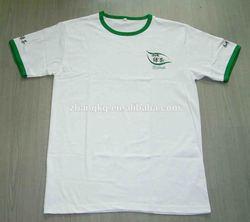 hybrid t shirt material,cotton poly mix t shirt