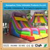 2014 best sale commercial inflatable slide inflatable dry slide