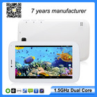 google android phone A23 tablet pc dual sim mid support wifi and E-book 7 inch dual core alibaba 2G tablet