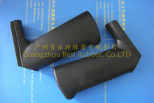 Black or any color Customized size of ABS plastic products