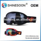 2014 new model Junior anti-fog motocross ski goggles for sale