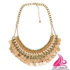 2014 Wholesale 3 Colors Shell Cord Choker Collar Fashion Vintage Jewelry