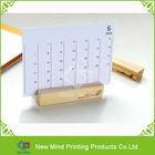 2015 wooden tray calendar islamic calendar