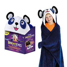 High Quantity Super Plush Bright Eyes Blanket Panda Duck Puppy