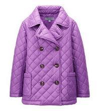 Girls pressure line coat