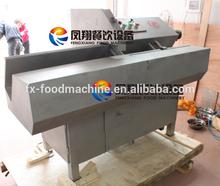 FC-42 industrial automatic chicken steak slicer (SKYPE: wulihuaflower)