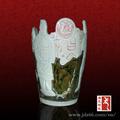 moderno deign esmalte florero de venta al por mayor tarro de cerámica para la decoración de la casa