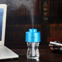 USB Portable Install MINI Ultrasonic Air Humidifier Purifier Aroma Diffuser