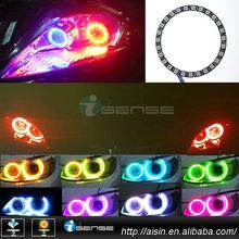 Multi color LED halo aftermarket car parts