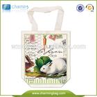 2014 Green Fashion Cheap organic make shopping bag cotton