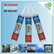 high quality and competitive price MS sealing adhesive high temperature ceramic adhesive