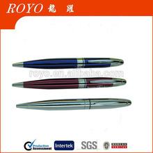 2014 new arrive classic popular metal ballpoint pen