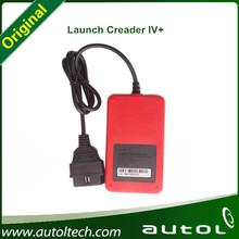 Professional Car Code Reader Launch X431 original Multi-function launch X431 Creader IV+ original update online