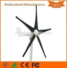 1.2kw ocean wind generator 5 blades wind turbine 3000w