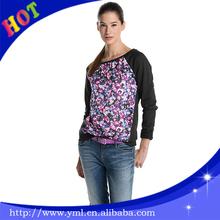 New Style Popular Fashionable Womens Long Sleeve T Shirts