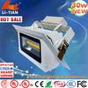 High Lumen Solar Power Outdoor 30w epistar chip led downlight