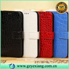 Real wholesale luxury skin case cover for samsung galaxy s4 mini leather case