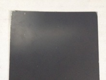 Customized Plastic Black PVC Sheet with protecting film