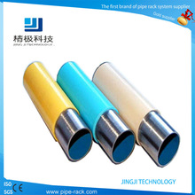 Variety of colors abs/pe coated pipe use for sale