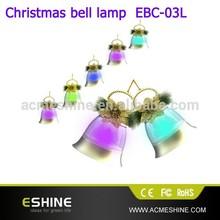 color change led holiday light/holiday creations led christmas lights (EBC-03L)