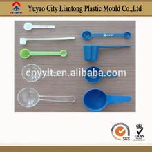Diseño popular de plástico cuchara de helado