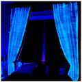 tessuto in fibra ottica da cucina di fantasia tende modelle di mantovane tenda