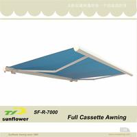 SF-R-7000 Sunflower Full cassette Awning