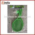 Venta al por mayor de plástico raqueta de tenis para el niño