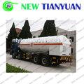 55.7m3 capacidad nominal criogénico líquido de gas natural gnl tanque semi- trailer